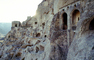 Rock Dwellings, Cliff Dwellings, Cliff-hanging Architecture, Vardzia, CGGV01P11_02