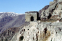Rock Dwellings, Cliff Dwellings, Cliff-hanging Architecture, Vardzia