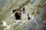 Rock Dwellings, Cliff Dwellings, Cliff-hanging Architecture, Greek Orthodox Monastery, Davidgareja, David Gareji