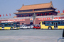 The Tiananmen, Gate of Heavenly Peace, Cars, Automobiles, Vehicles, CHBV01P12_06
