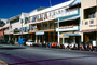 AS Cooper & Sons Ltd, Archie Brown & Son, buildings, shops, cars, Bermuda