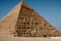 The Great Pyramid of Cheops, Giza, Camel