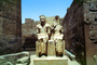 Luxor Temple, Statues, Pharaoh