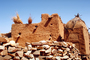 Homes, Building, Dogon Country, Mopti Region, Sahil, Sahel