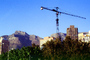 Crane, Mountains, Cape Town, CKFV01P04_07