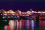 Victoria Wharf, Cape Town, Nighttime, Water, Waterfront, Buildings, Shops, Building, CKFV01P07_18