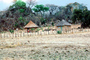 Thatched Roof Houses, Homes, Grass Roof, buildings, roundhouse, desert, building, Sod, CKZV01P02_16