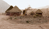 Thatched Roof Houses, Homes, Grass Roof, roundhouse, desert, buildings, building