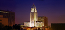 Panorama, Los Angeles City Hall, Mayor's Office, Government offices