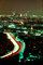 Highway 101, skyline, cityscape, Hollywood, CLAV01P03_01