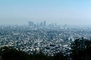 Downtown Smog, Buildings, Skyline, Cityscape, Homes, Exterior, March 1987, CLAV01P11_19
