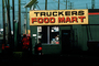 Truckers Food Mart, 1950's, CLAV02P13_14