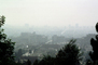 Smog over the City of Los Angeles, haze, air pollution, CLAV05P06_11