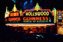 Hollywood Guinness World of Records Museum, neon sign, art deco, marquee, Hollywood Movie Theater building, CLAV05P07_08