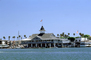 Balboa Pavillion, landmark building, Newport Beach, CLAV06P03_19
