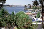 Docks, Homes, Lakeshore, Lake, water, buildings, Mission Viejo, CLAV06P09_17