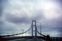 Mackinac Bridge, Straits of Mackinac, CLMV01P02_17