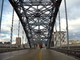 Veterans Memorial Bridge, DetroitÐSuperior Bridge, Cuyahoga River, Through arch bridge