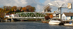 Bascule Lift Bridge, Ashtabula, Lake Erie, Panorama, CLOD01_215