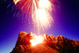 Fireworks over Mount Rushmore National Memorial, CMDV01P07_02