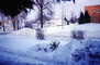 Homes, Mansion, sidewalk, path, Snow, Cold, Ice, Cool, Frozen, Icy, Winter, CMIV01P05_01