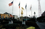 Joan of Arc Statue, Golden Horse, Decatur St., Place de France, the French Quarter, landmark, CMLV02P03_10
