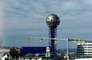 Sunsphere, Gold Globe, Knoxville World's Fair, 1982, Tennessee, The 1982 World's Fair, 1980's