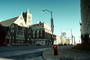 Church building, street, fire hydrant, church, CMTV02P13_13