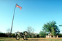 Civil War Cannon, Artillery, gun, Lookout Mountain, battlefield, CMTV02P13_14