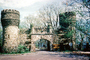 Point Park, Lookout Mountain, entrance, castle, turrets, arch, Chattanooga battlefield, CMTV02P13_18
