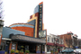 Downtown, City of Newman, Stanislaus County, art deco, marquee, CNCD03_010