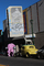 Pink Elephant, Theater Marquee, roadster, motorcycle, car, CNCD03_189