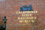 California State Railroad Museum, brick wall, building, CNCV06P01_11