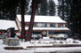 stores, shops, cars, snow, South Lake Tahoe