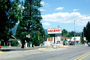 Gas Station, Highway-89, Greenville, near Lake Almanor, CNCV07P09_01