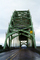 Yaquina Bay Bridge, Newport, US Highway 101, Lincoln County, Oregon, Steel through arch bridge, Landmark, CNOV02P07_03