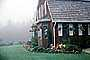 home, house, fog, lawn, flowers, building, domestic, domicile, residency, housing, CNOV02P14_04