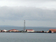 Pier, Microwave Tower, Ediz Hook, Port Angeles Washington, CNTD01_033
