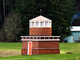 Lighthouse shaped building, south of Port Hadlock, Washington, CNTD01_150