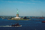 Tugboat, Statue Of Liberty, September 1967, 1960's, CNYV01P01_11.1733