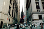 Wall Street, Saint Patricks Cathedral, Bankers Trust