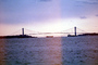 Verrazano Narrows Bridge, Interstate Highway I-278, Suspension Bridge, CNYV02P12_13