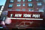 New York Post, Van, buildings, Manhattan