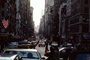 Cars, traffic, Buildings, Canyons of Manhattan, automobile, vehicles