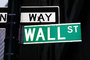 Wall Street, one way, downtown Manhattan, CNYV05P09_02