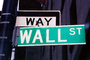 Wall Street, one way, downtown Manhattan, CNYV05P09_04