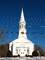 The First Parish Church, Steeple, York Maine