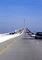 Sunshine Bridge, Sunshine Skyway Bridge, Interstate Highway I 275, US-19, cars, lanes, Road, St Petersburg, Tampa Bay, COFV02P12_16