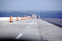 Sunshine Skyway Bridge, Interstate Highway I 275, US-19, curve, cars, lanes, Road, St Petersburg, Tampa, COFV03P08_16