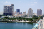 Skyline, Buildings, Waterfront, COFV03P10_02
